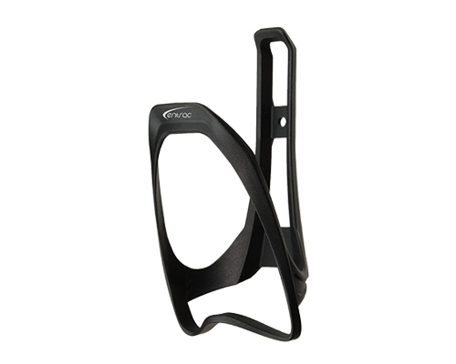 plastic bottle cage low on side smooth access and easy return